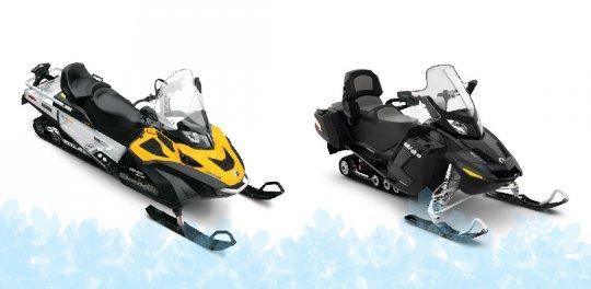 Знижки на снігоходи Ski-Doo 2013-2014!