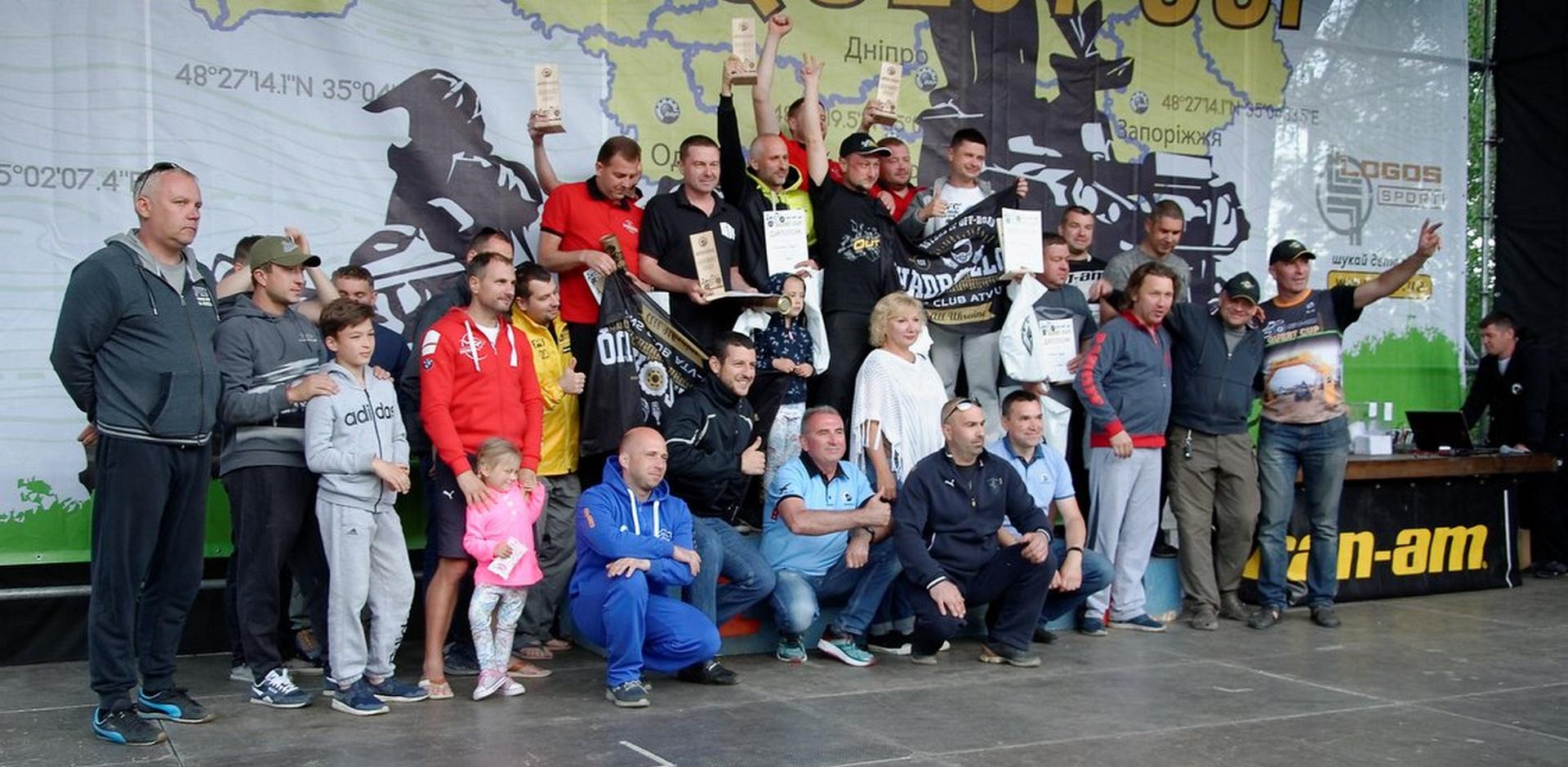 Звіт про 3-й етап Чемпіонату України з GPS-орієнтування для квадроциклів – Can-Am Quest Cup!
