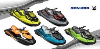 Увага! Зниження цін на деякі моделі гідроциклів Sea-Doo 2018 модельного року!