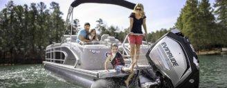 Компанія BRP придбає компанію-виробника понтонних човнів бренда «Manitou»!