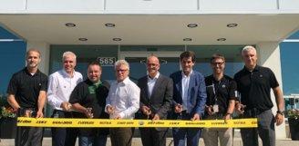 Компанія BRP урочисто відкриває модернізований виробничій комплекс на своїй домашній базі в місті Валькур, провінція Квебек (Valcourt, Quebec)