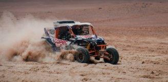 Мотовсюдихід BRP Can-Am Maverick знову перемагає в ралі Дакар!