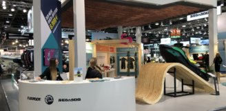 BRP на виставці Boot Düsseldorf 2019