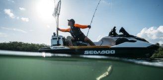 BRP Sea-Doo Fish Pro 155 – перший серійний гідроцикл для риболовлі