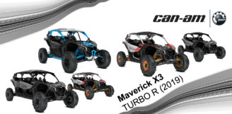 Увага! Знижено ціну на легендарний мотовсюдихід BRP – Can-Am Maverick X3!