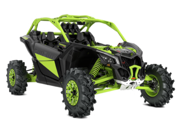 MAVERICK X3 X MR TURBO RR '20